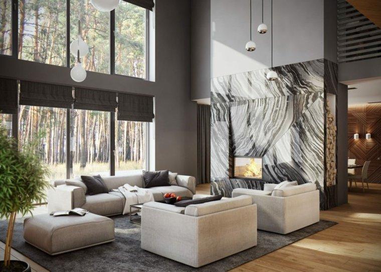 grises elegantes tonos colores iluminacion