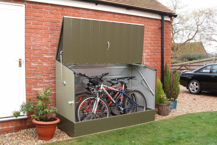 guarda bicicleta exterior