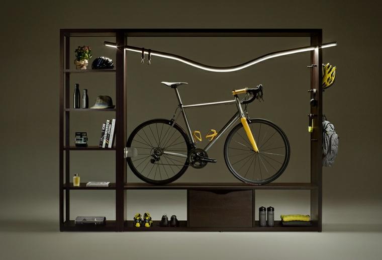 guarda bicicletas apartamentos