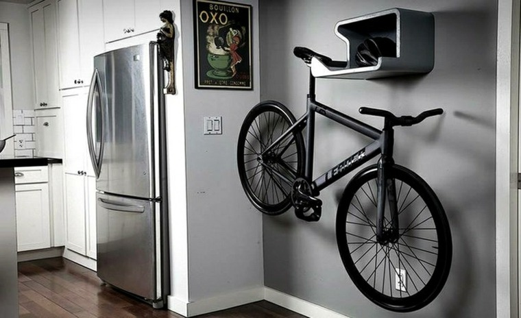 guardar bicicleta apartamento