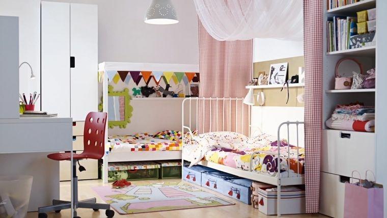 habitacion infantil diseno moderno combinaciones detalles ideas