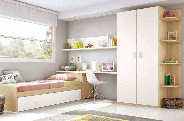 Ideas para decorar habitaci n infantil l dica y de buen - Diseno habitacion infantil ...