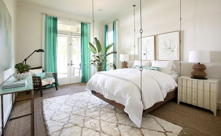 hamacas colgantes dormitorio