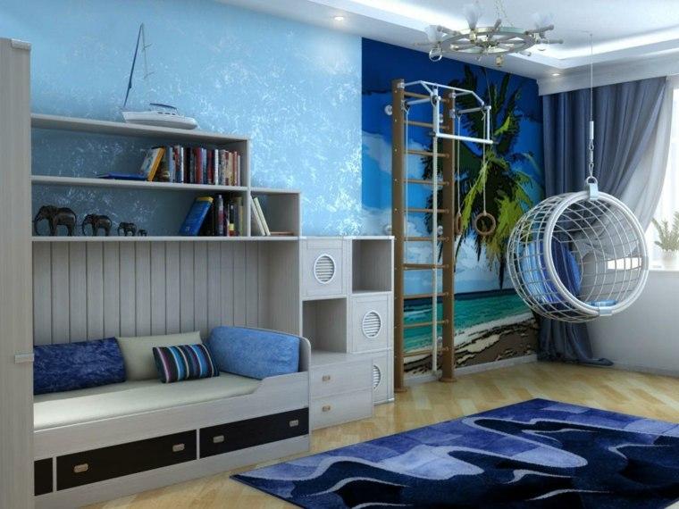hamacas modernas interior