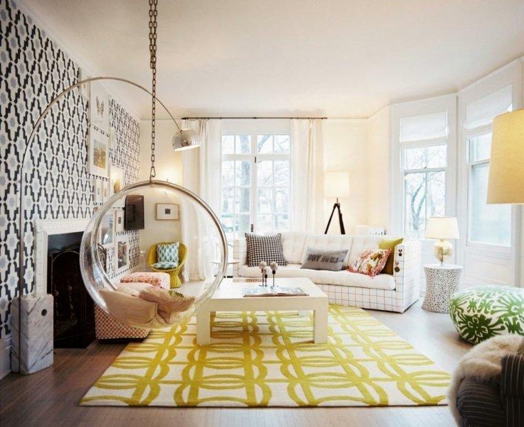 hamacas sala de estar