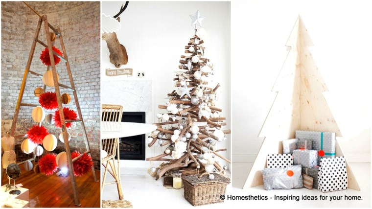 ideas diseños abetos madera rústica