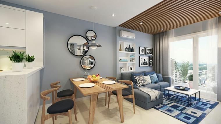 Decorar pisos peque os trucos y consejos realmente tiles - Ideas pisos pequenos ...