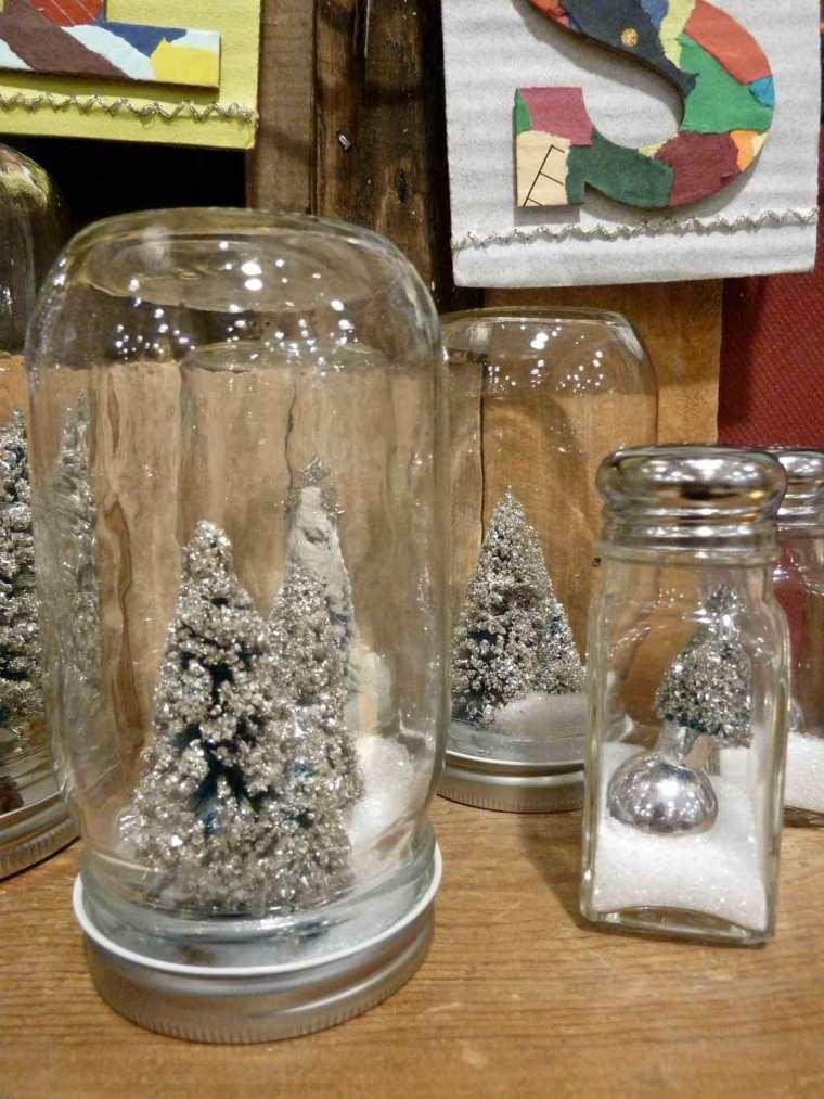 ideas de decoración para navidad interior