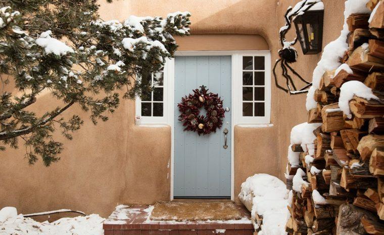 ideas de decoración puertas