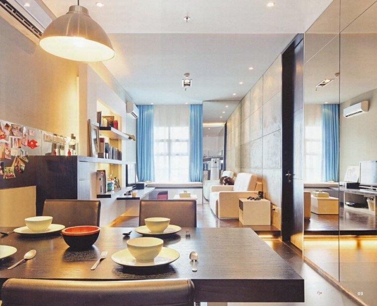 ideas decorativas apartamentos pequeños