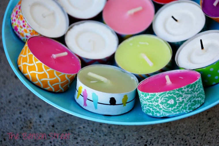 ideas decorativas cinta washi tape