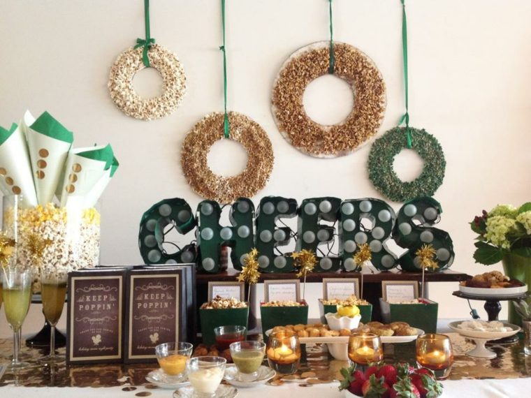 ideas modernas decoración navidad