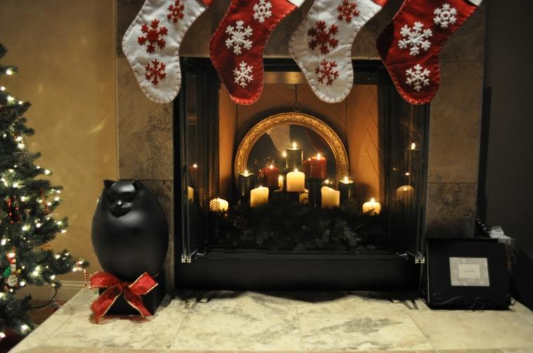 ideas para decorar en navidad interior