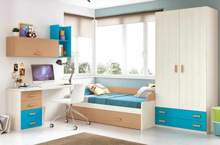 Ideas para decorar habitaci n infantil l dica y de buen - Chambre de petit garcon ...