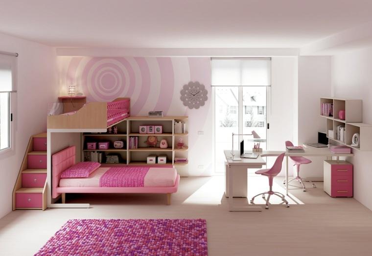 ideas para decorar habitacion infantil literas originales ideas