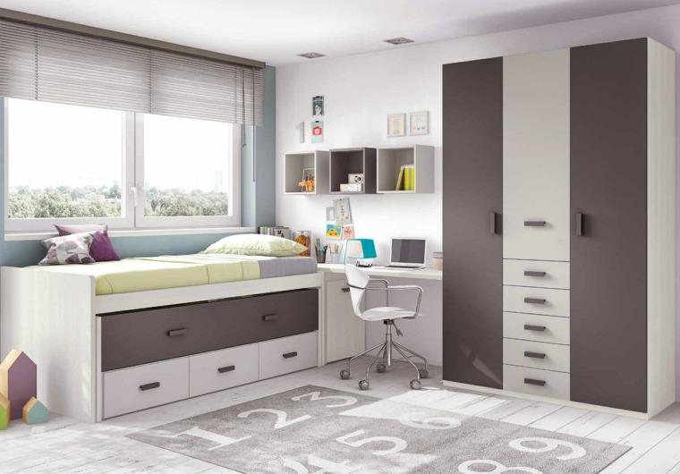 ideas para decorar habitacion infantil muebles bonitos ideas