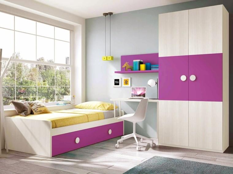 ideas para decorar habitacion infantil opciones chicas ideas