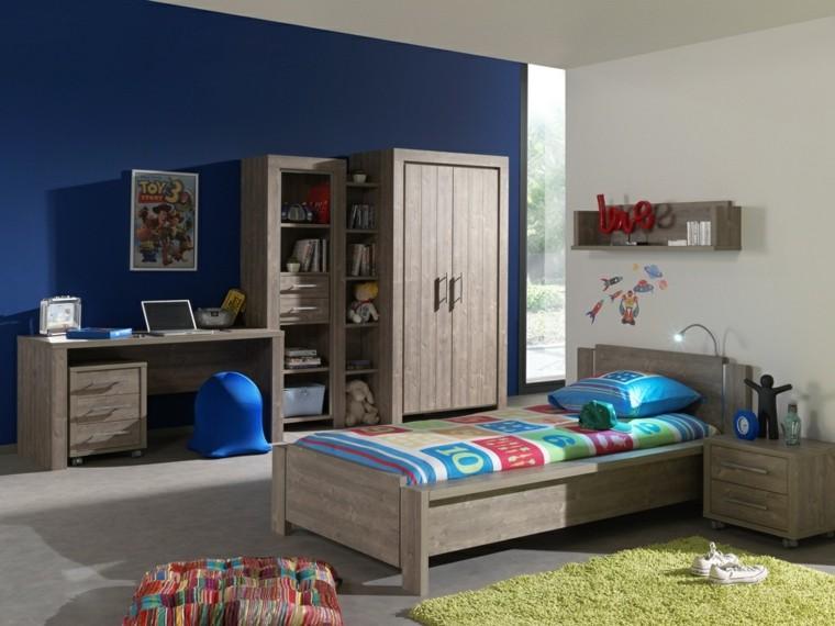 ideas para decorar habitacion infantil opciones chicos ideas