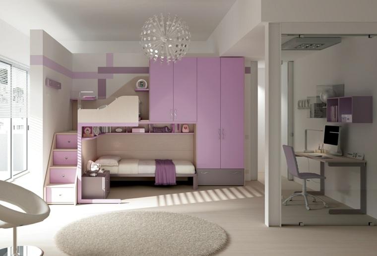 ideas para habitaciones Ideas Para Decorar Habitacin Infantil Ldica Y De Buen Gursto