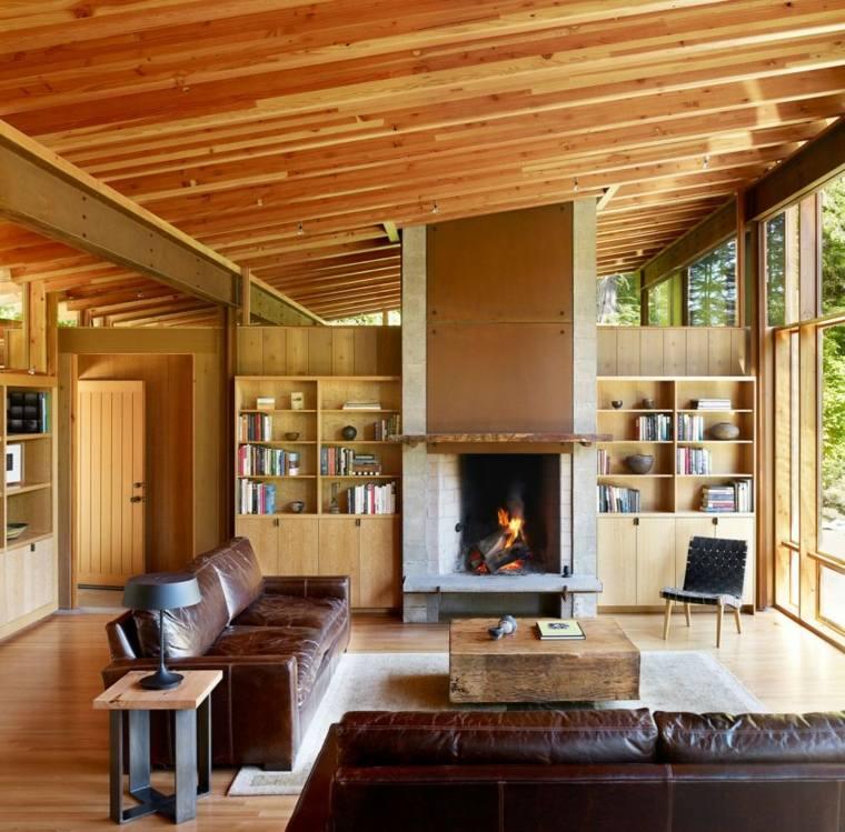 ideas para decorar un salon cutler anderson architect diseno