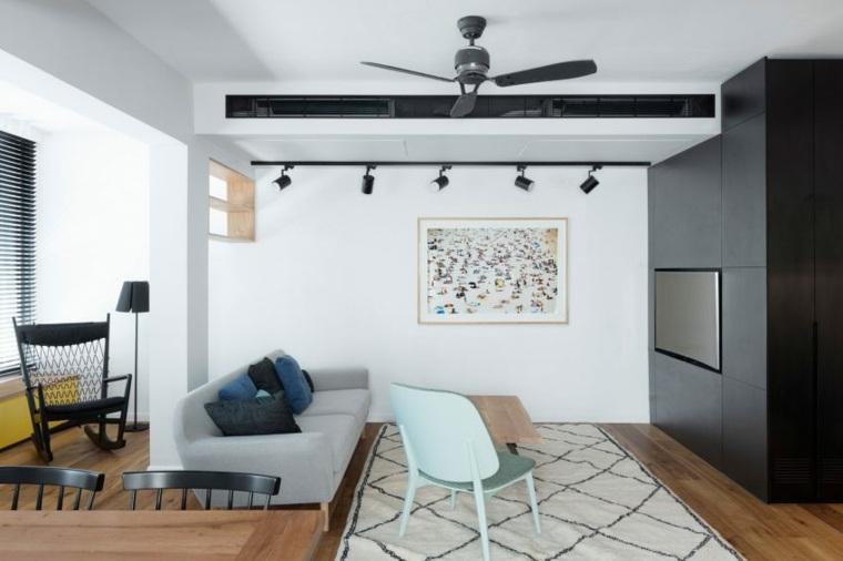 ideas para decorar un salon rust architects diseno