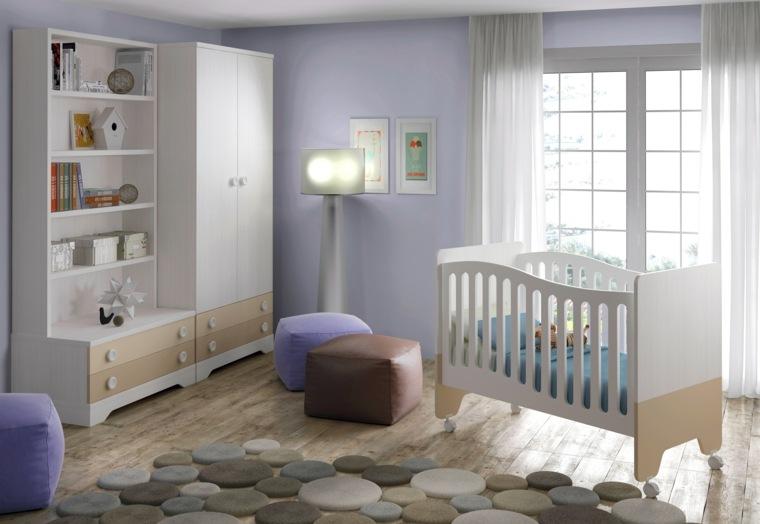 Ideas para habitaci n de beb con estilo - Alfombras habitacion nino ...
