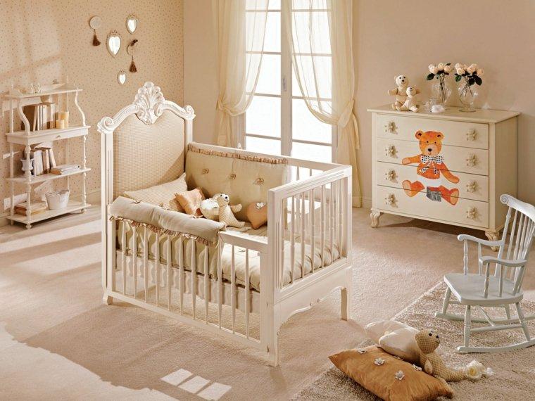 habitacion de bebe personalizar habitacion moderno