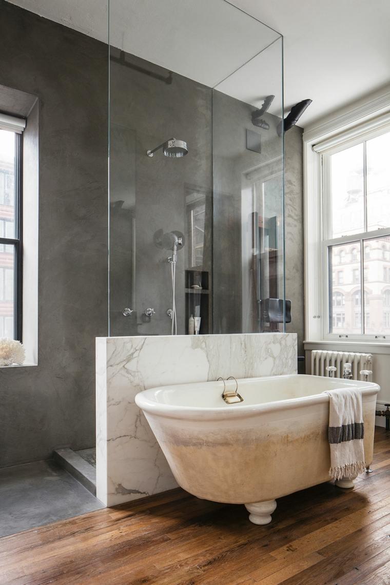 ideas para reformar el bano separa ducha banera ideas