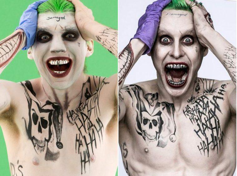 imagen disfraces caseros joker