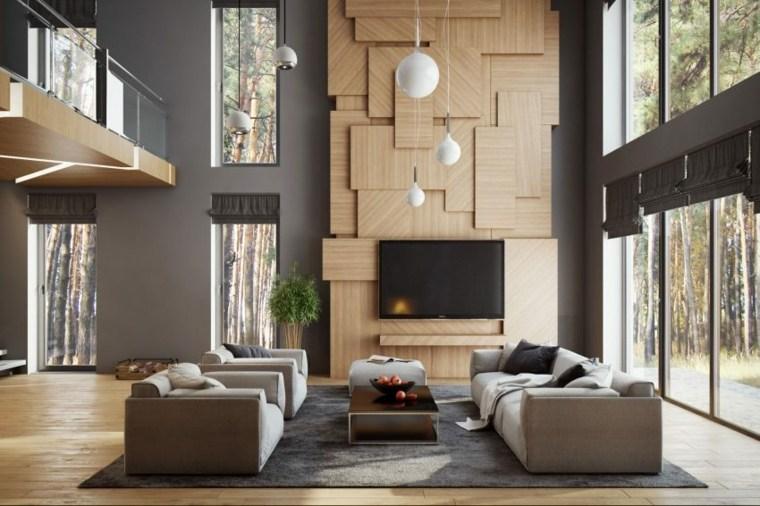 madera acentos paredes imagen figuras