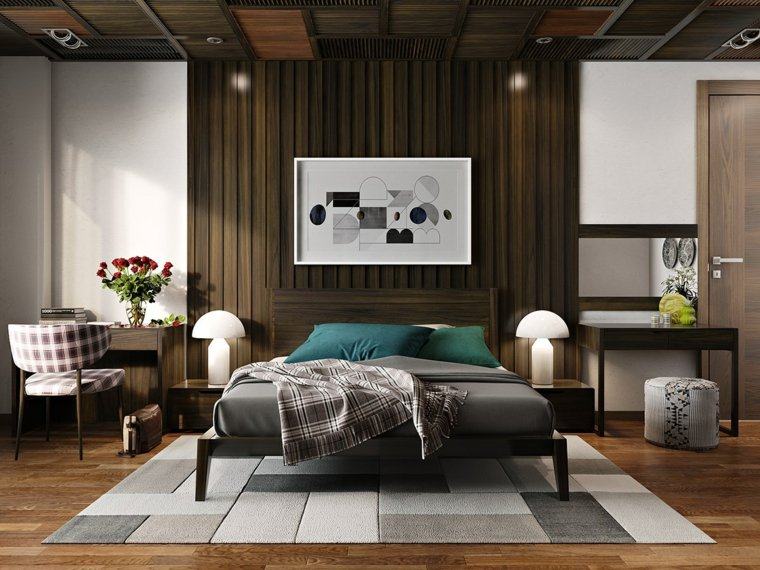 madera para paredes decorar interior