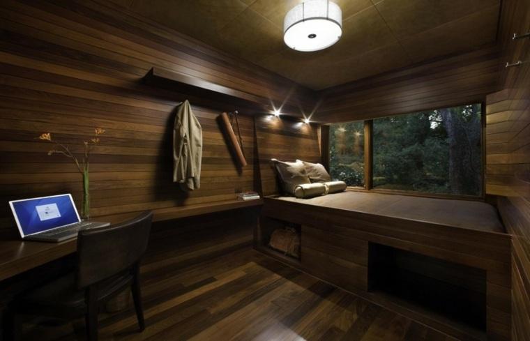 madera para paredes interior
