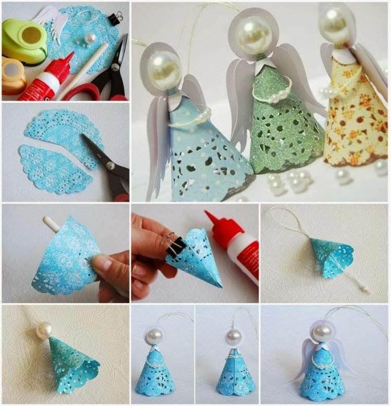 Manualidades para decorar el interior en navidad for Manualidades para decorar la casa