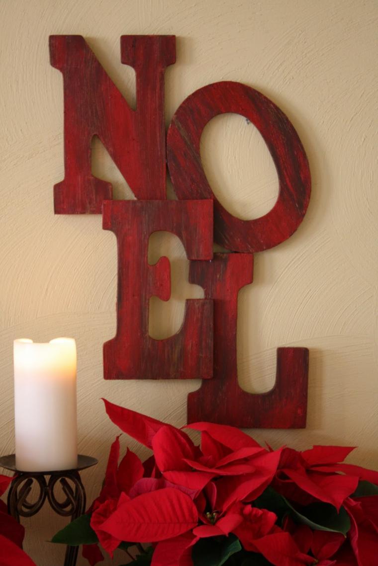 manualidades fáciles navideñas interior