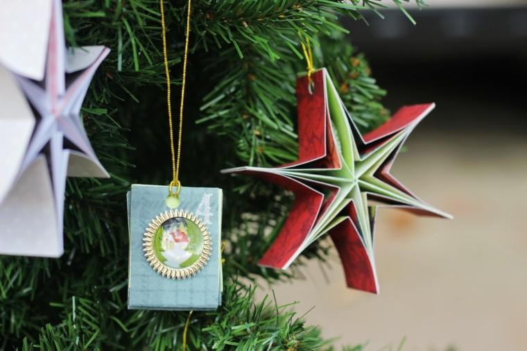 manualidades navideñas infantiles interior
