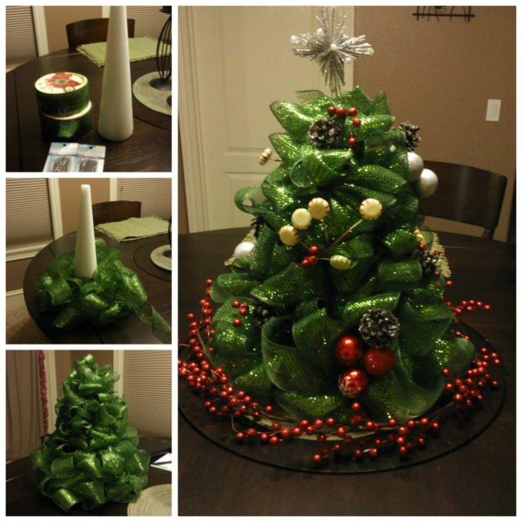 manualidades navideñas originales decorar interior