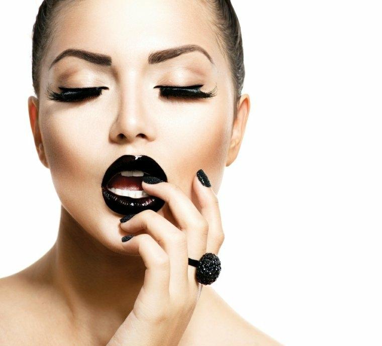 maquillaje para halloween elegante facil ideas