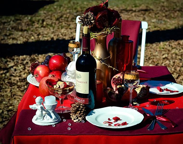mesa bodas vintage aire libre opciones ideas