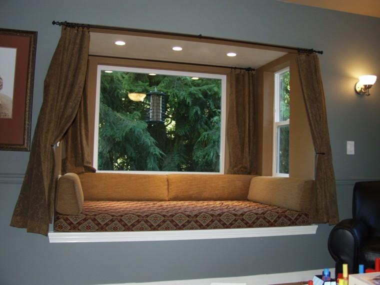 modelos de ventanas de madera