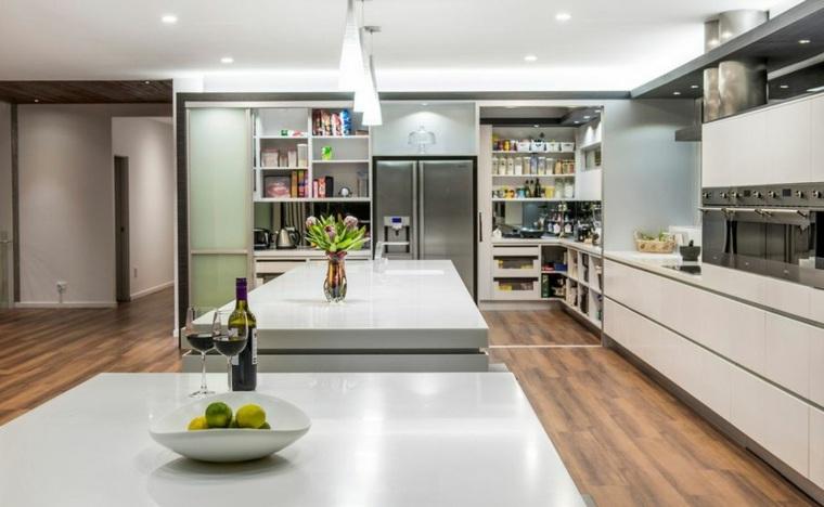 mueble auxiliar de cocina moderno