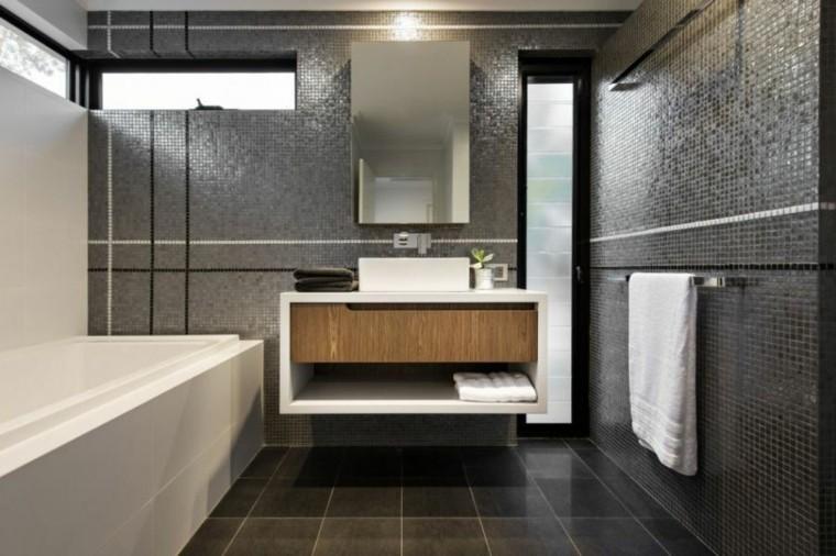 mueble lavabo de diseño moderno