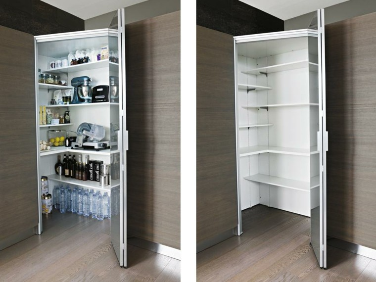 muebles altos de cocina modernos