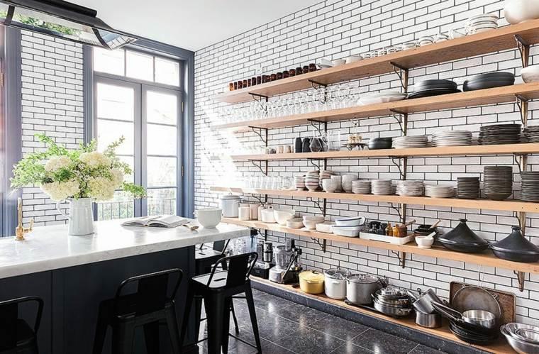 muebles altos de cocina
