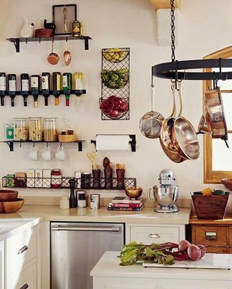 Muebles baratos para ganar espacio for Muebles cocina economicos