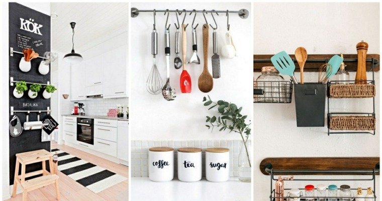 Muebles baratos para ganar espacio - Muebles auxiliares de cocina baratos ...