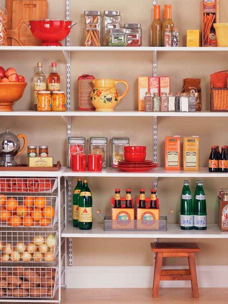 Muebles baratos para ganar espacio for Aereos de cocina