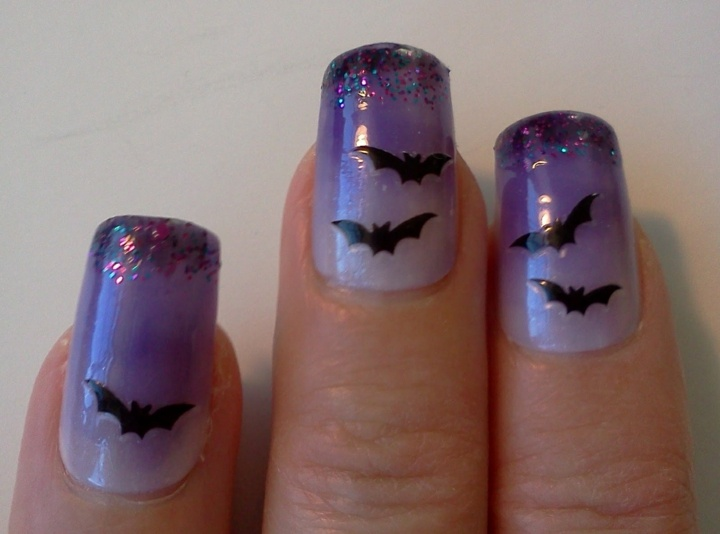 murcielagos colores inspiraciones halloween ideas