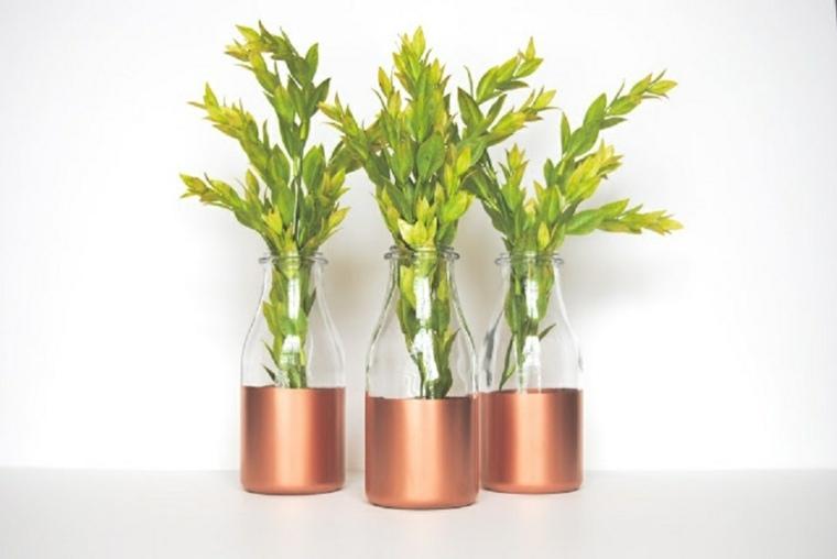 Decoraci n original con cobre para el interior - Objetos decorativos salon ...
