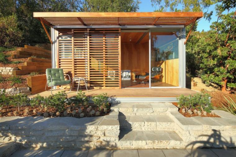oficinas modernas jardin diseno kithaus ideas