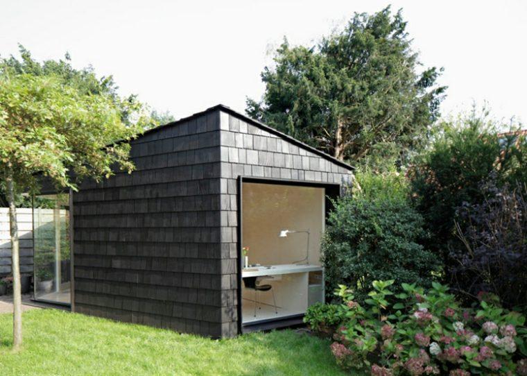 oficinas modernas jardin diseno serge schoemaker architects ideas